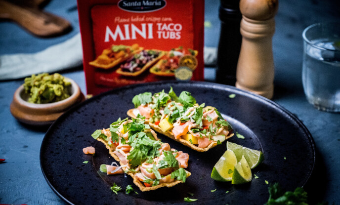 NY TACOVINNER?: En friskere taco skal du lete lenge etter!