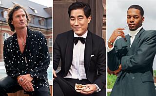 Årets best kledde menn 2020