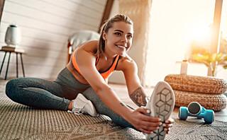 7 effekter av trening som ikke vises på vekta