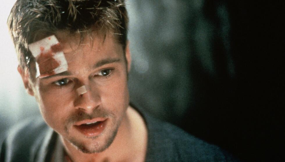 1995: Brad i én av de mest kritikerroste thrillerne noensinne. FOTO: NTB