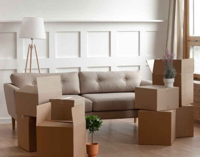 FØRSTEGANGSKJØP: Hva skal egentlig til for å skaffe seg sin første bolig? Foto: NTB
