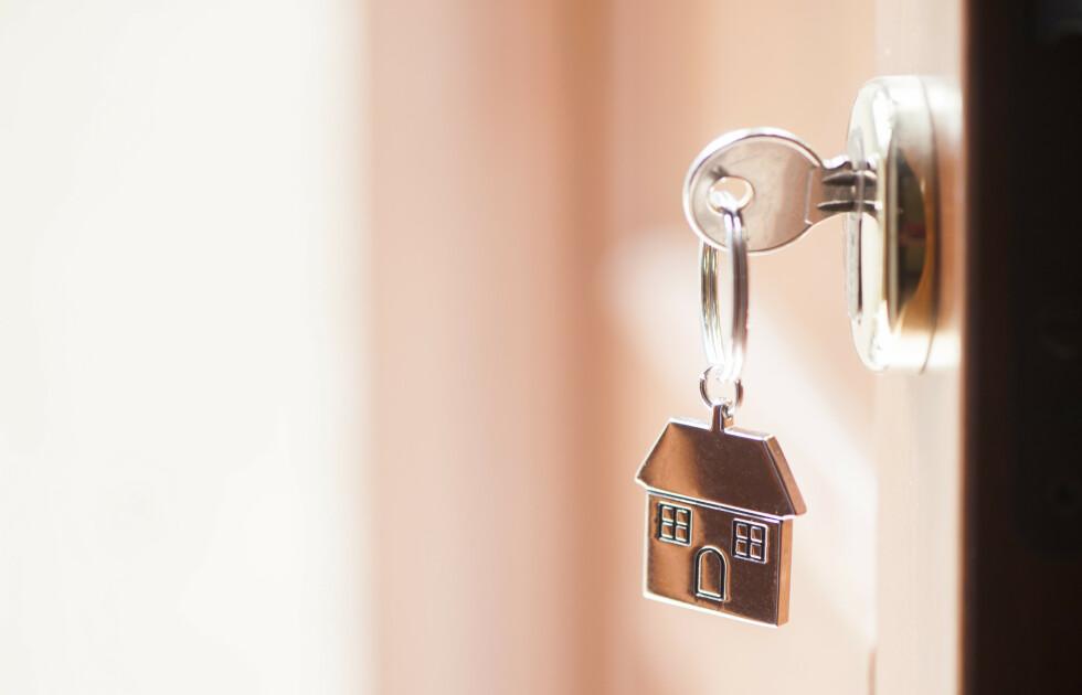 KJØPE BOLIG: Det er ikke lett å kjøpe sin første bolig i dag - spesielt ikke i Oslo. Foto: NTB