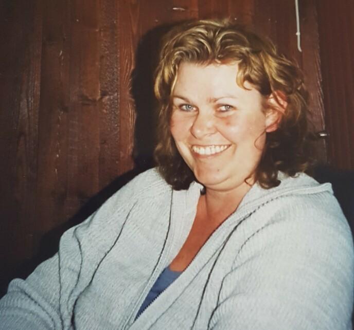 Å være så overvektig som Ann Stine var begrenset henne i jobb og hverdagsliv, hun visste derfor at hun måtte ta tak. FOTO: Privat