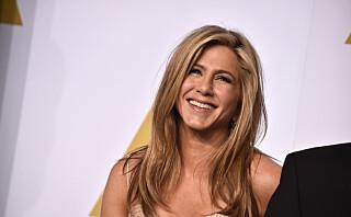To PT-triks Jennifer Aniston sverger til