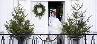 Julehjemmet midt i Mjøsa