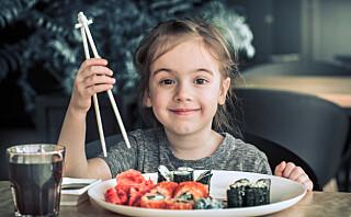 Slik får du barna til å spise mer fisk