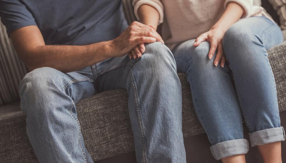 VIS OMSORG: Alle mennesker har et medfødt og sterkt behov for å vise omsorg og for å bli elsket. Det gir trygghet og god helse.