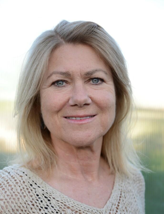 TERAPEUT: Familieterapeut og sexolog ved Institutt for klinisk sexologi og terapi, Trude Aarnes, har 15 års erfaring innen parterapi. FOTO: Privat