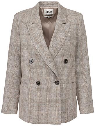 Dobbeltspent blazer (kr 2700, Maud).