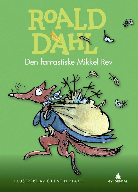 Boken «Den fantastiske Mikkel Rev» av Roald Dahl (kr 120, Tanum).