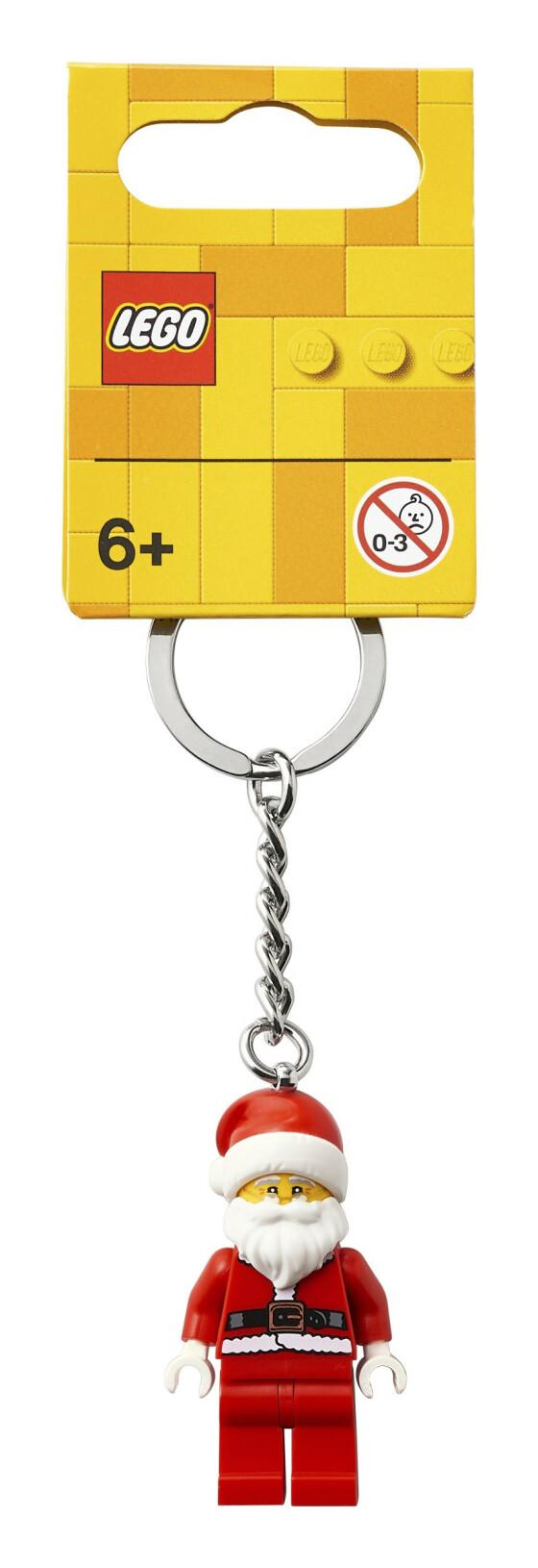 Nøkkelring (kr 60, Lego).