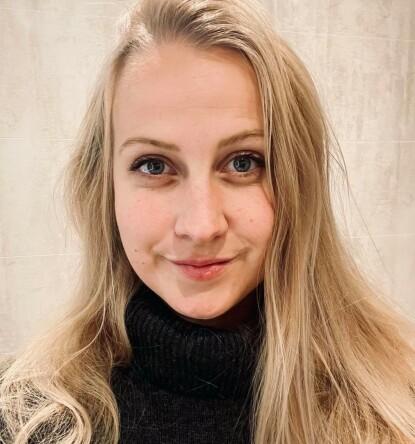 SKJULTE AT HUN VAR JENTE: Johanna er fortsatt forsiktig med å fortelle at hun er jente og foretrekker å spille med mennesker hun kjenner fra før. FOTO: Privat