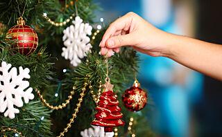 Derfor pynter vi et tre til jul