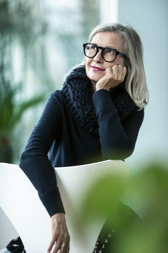 TRENDFORSKER: Gunn-Helen Øye tror vi drømmer oss tilbake til 2000-tallet fordi det var en tid uten bekymring. FOTO: ASTRID WALLER