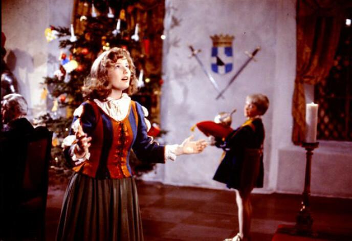 SONJAS SANG: Hanne Kroghs sang om julestjernen er en stemningsfull del av nordmenns juletradisjoner. FOTO: Norsk Film/Hanne Krogh