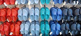 Motenettsted: - 2021 er Crocs-en sitt år