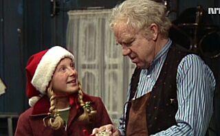 Slik ser lille Stine fra «Jul i Skomakergata» ut i dag