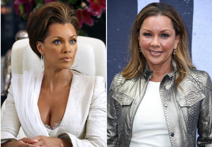 DA OG NÅ: Vanessa L. Williams i 2007 til venstre, i 2019 til høyre. FOTO: NTB