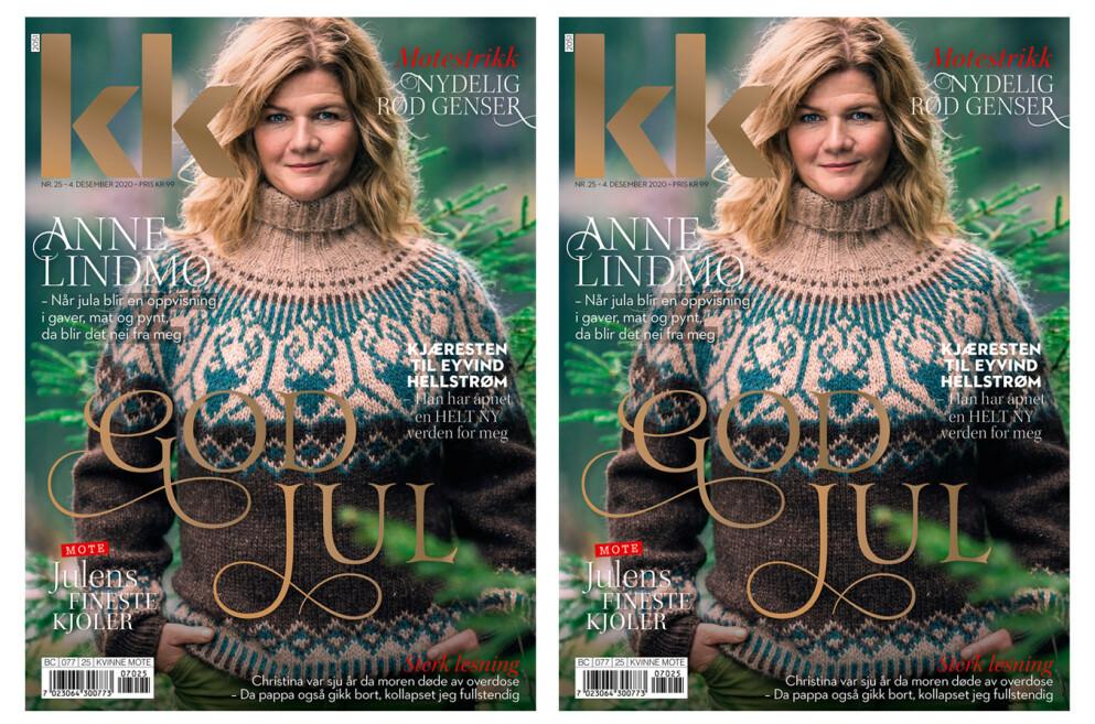 UT PÅ TUR: Anne Lindmo er stylet av Elisa Røtterud til denne utgaven. Foto: Astrid Waller
