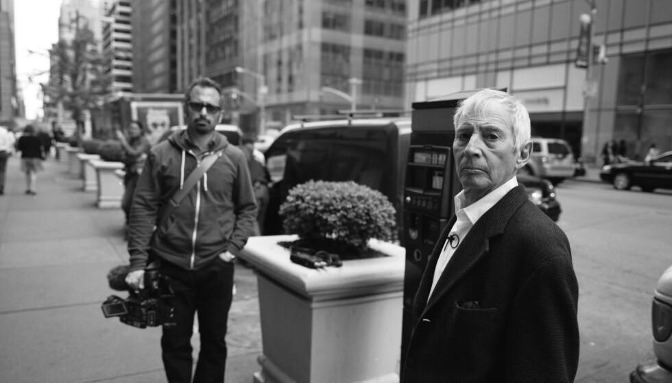 THE JINX: Kan denne gamle mannen ha drept tre mennesker? FOTO: HBO