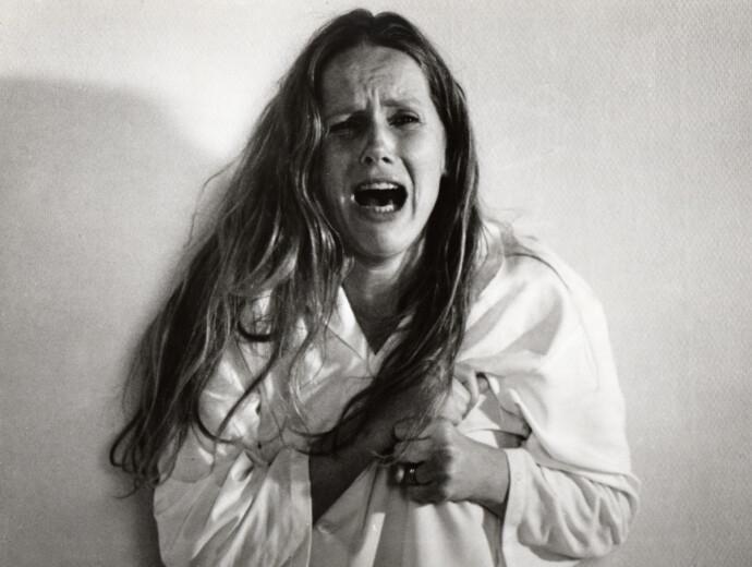 INTENS: Liv Ullmann har høstet høythengende priser i både inn- og utland og er blitt omtalt som en av verdens beste skuespillere. Her fra Bergmans film. «Ansikt til ansikt» fra 1975. FOTO: NTB