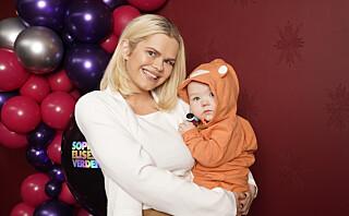 Sønnen på 2 år får julekalender til flere tusen
