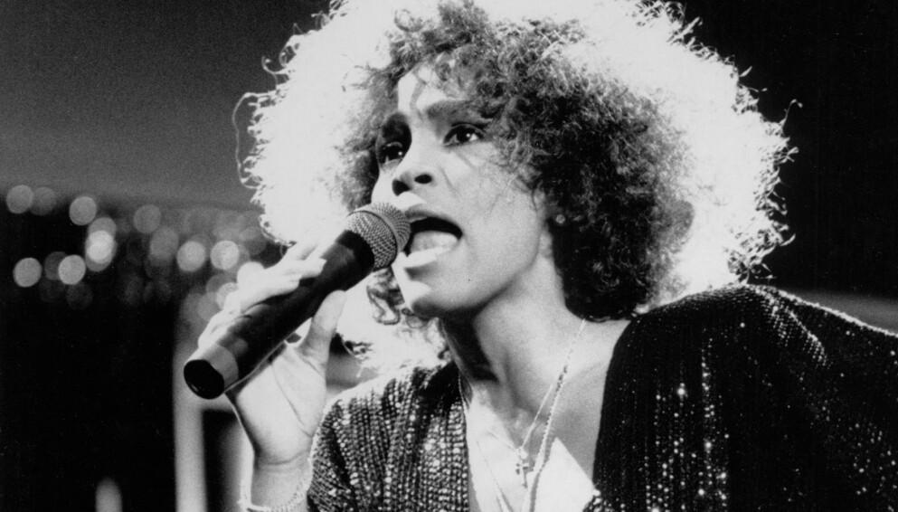 WHITNEY HOUSTON: I Wanna Dance With Somebody er navnet på filmen om Whitney Houstons liv og karriere. Foto: NTB