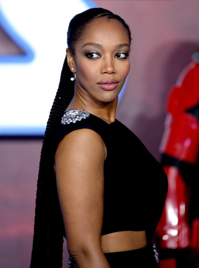 NAOMI ACKIE: Dette er skuespilleren som har kapret hovedrollen som Whitney Houston. Foto: NTB