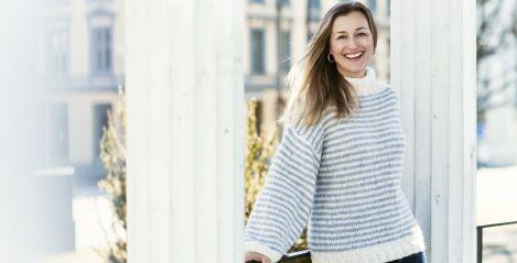 Kjersti (46) dedikerte 2020 til å finne kjærligheten: -Styrer unna to typer menn