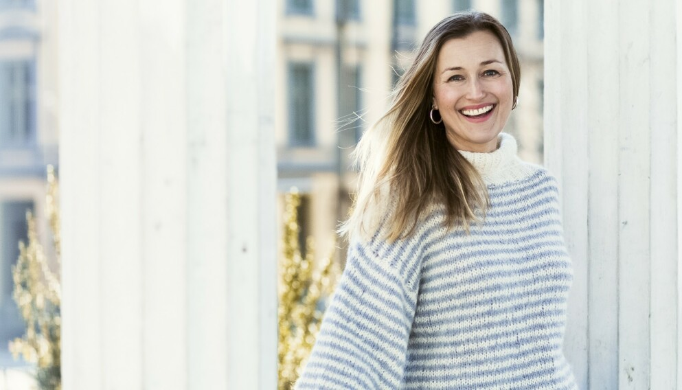 JAKTEN PÅ KJÆRLIGHETEN: Kjersti Kvam (47) brukte 2020 på å finne ut av hvorfor hun ikke lykkes i kjærligheten, og hadde bare én regel: Ikke lov å få seg kjæreste. Foto: Astrid Waller