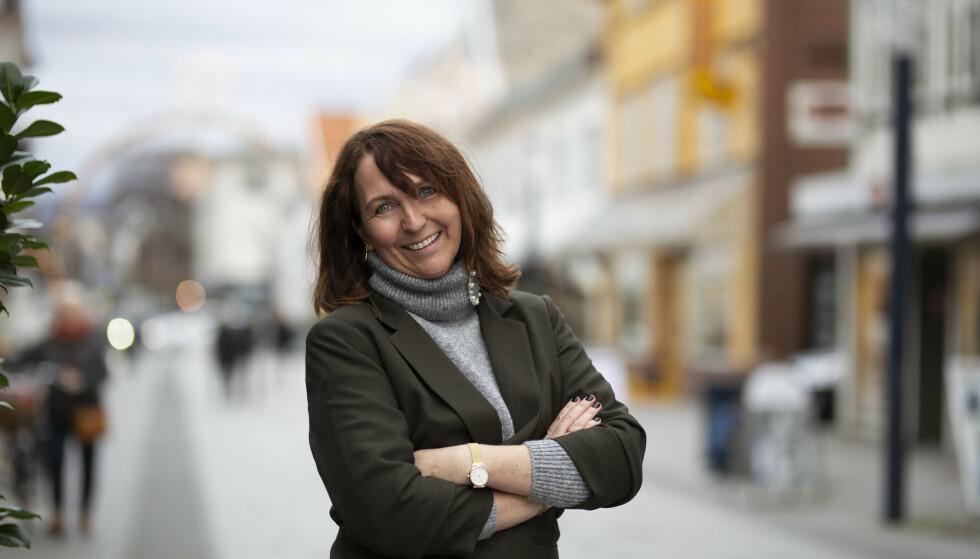Par- og familieterapeut hos Åpen Dialog i Sandnes, Kate Elin Søyland.