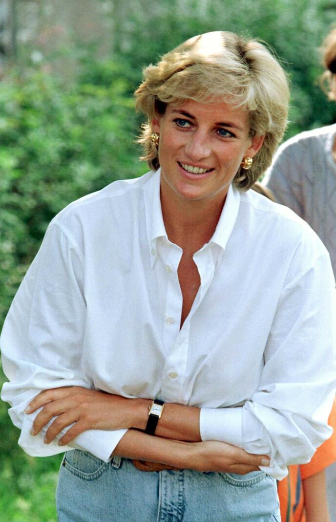 DIANA-EFFEKTEN: I den nye sesongen av The Crown er Diana en sentral karakter. Mon tro det har gjort at folk lar seg inspirere av henne nok en gang? Foto: NTB