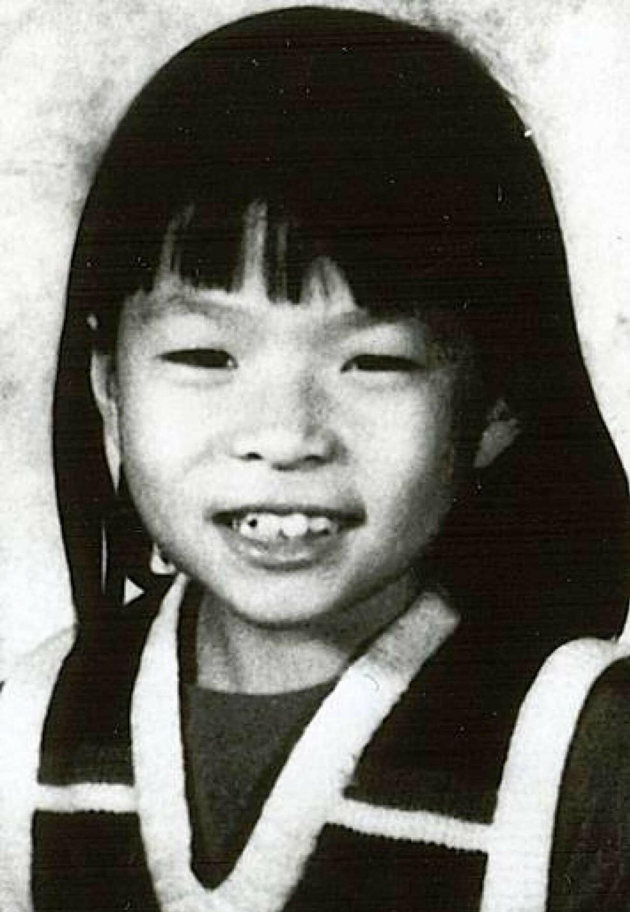 UTENKELIG SKJEBNE: Mei Leung var seriemorder Richard Ramirez' første offer. Det skulle ta 25 år før familien fikk svar på hvem som drepte den lille jenta. FOTO: Skjermdump