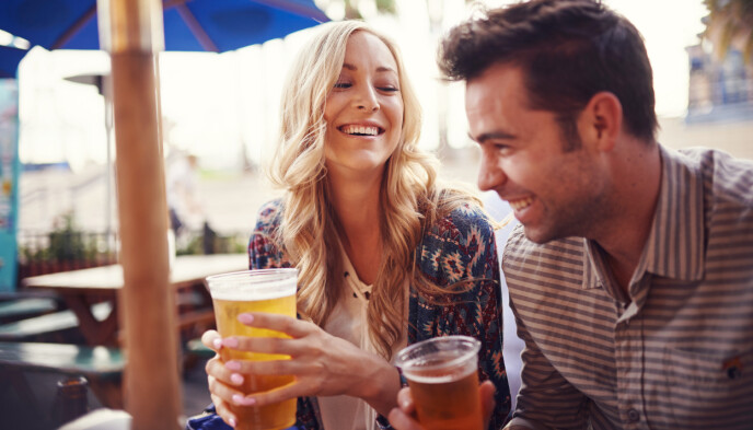 VIS AT DU HAR ET LIV: - Vi ønsker å føle oss spesielle, utvalgte og at vi har vunnet noe, sier datingeksperten.
