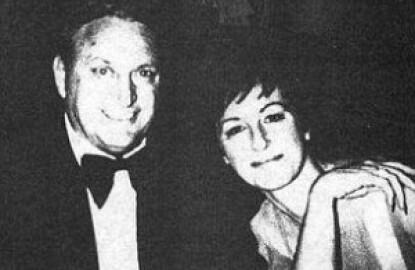 DREPT: Ekteparet Vincent Charles Zazzara og kona Maxine Levenia Zazzara. FOTO: Twitter