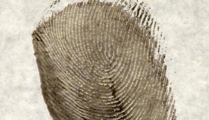 AVGJØRENDE: Politiet klarte å sikre seg et fullstendig fingeravtrykk fra Richard Ramirez på bakspeilet i den stjålne Toyotaen. Dette er kun et illustrasjonsbilde. FOTO: NTB