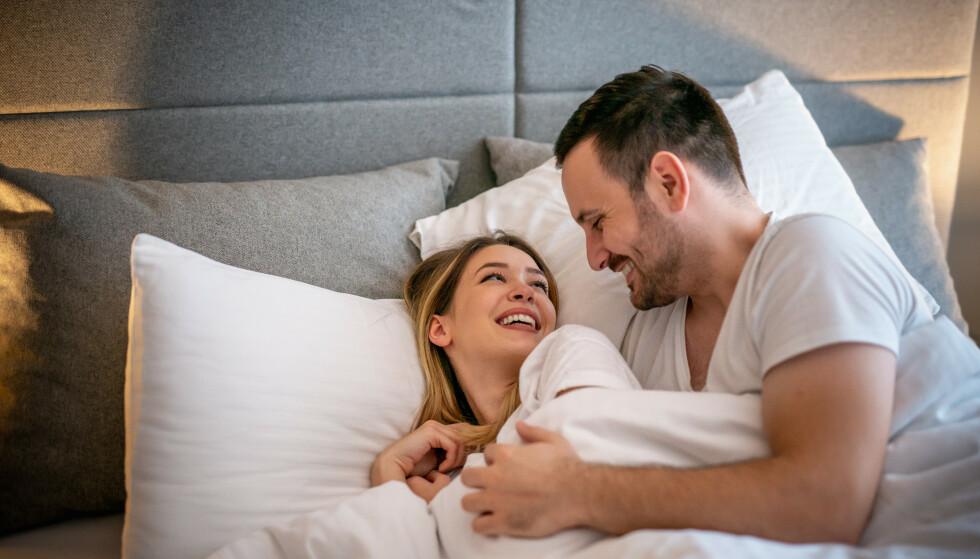 SPENNENDE: - Kombinasjonen mellom den kroppslige kjemien og det litt ulovlige ved å rote seg borti ekskjæresten, er det som gjør sex med akkurat eksen så spennende.