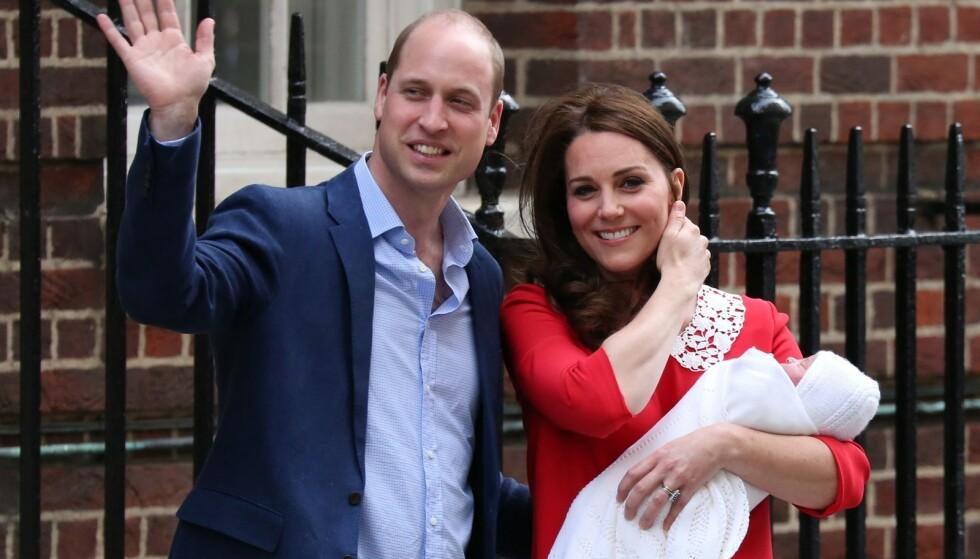 VALGTE HYPNOFØDSEL: I Storbritannia er hypnofødsel en del av det offentlige tilbudet og metoden ble benyttet av Hertuginne Kate. FOTO: Isabel Infantes/NTB Scanpix