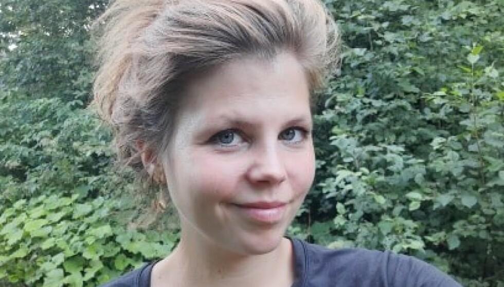 KURSER ANDRE MØDRE: Fødselsangst ledet Ida Arnesen til hypnofødsel-metoden, som hun nå lærer bort til andre gravide. FOTO: Privat