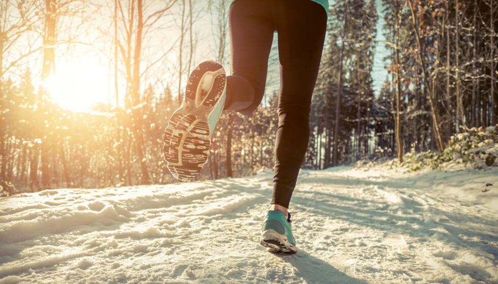 BEINHINNEBETENNELSE: Om du plutselig bestemmer deg for å begynne med løping, gjerne på asfalt, er du ekstra utsatt for beinhinnebetennelse. FOTO: NTB