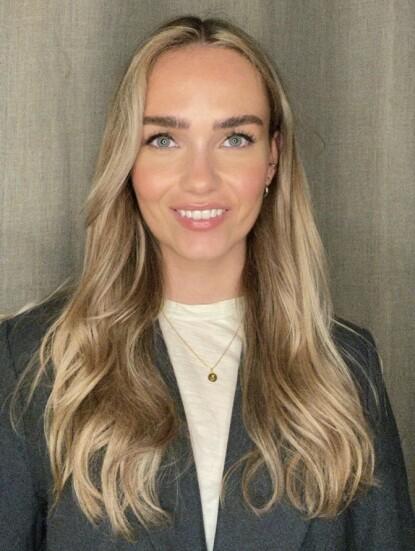 SPÅR: Makeupartist Charlotte Wold deler sine spådommer for sminkeåret 2021. FOTO: Privat