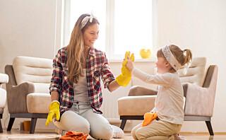 8 vaskeoppgaver du lett kan gjøre hver dag