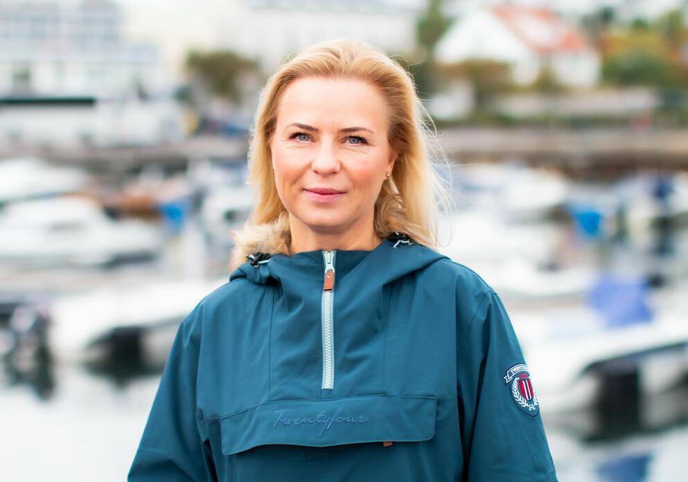 LYSERE TIDER: Etter at Marion Aavik fikk diagnosen opplevde hun at livet ble lettere. Etter mange år med sterke smerter driver hun i dag eget firma. FOTO: Boostbox.no