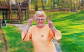 «Grandma Droniak» er vår nye favorittinfluenser