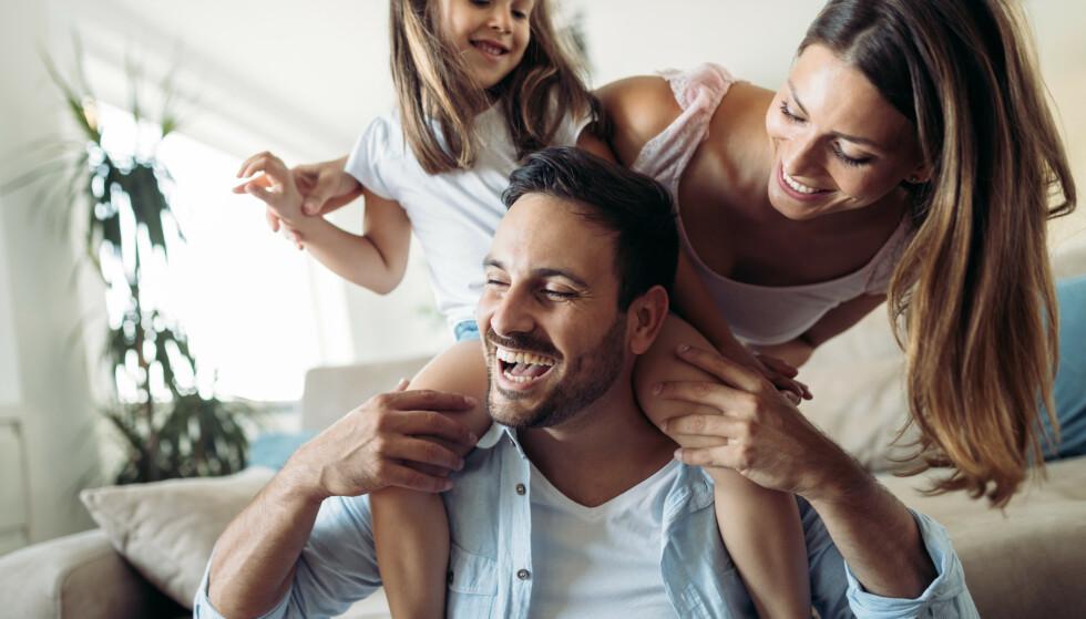 – Det er en mye større grad av likhet i relasjonen mellom barn og foreldre. FOTO: NTB