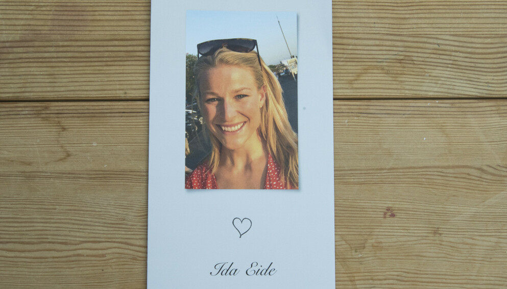 IDA EIDE: Langrennsløper Ida Eide ble bare 30 år. Hun døde som følge av hjertestans under et mosjonsløp høsten 2018. FOTO: Vidar Ruud / NTB