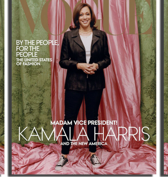 Vogue gjør endringer etter kritikk