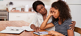 Stress og angst gjør barnet ditt mer robust
