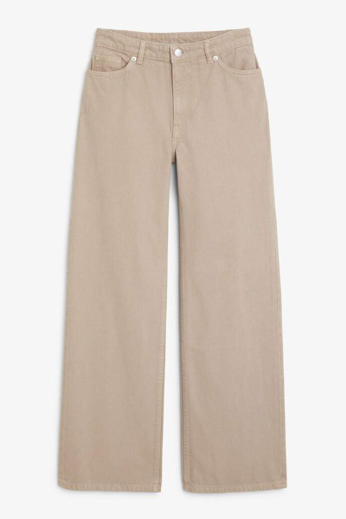 Bukse (kr 400, Monki).