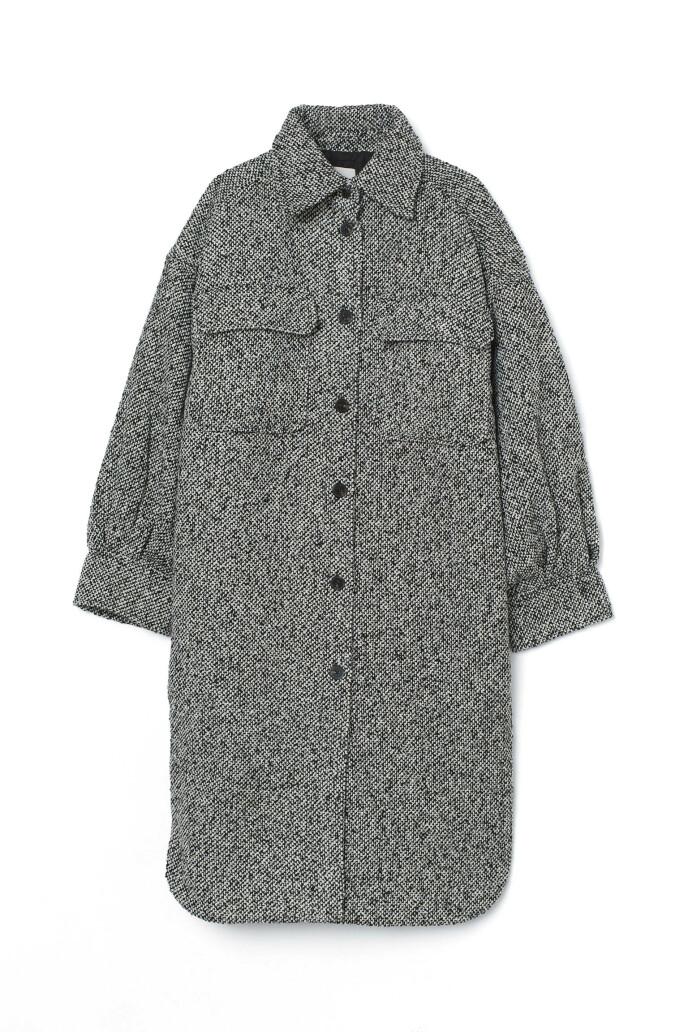Skjortejakke (kr 500, H&M).